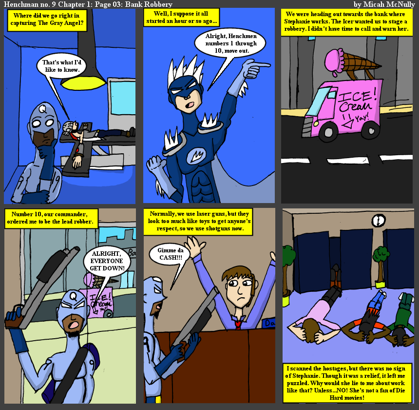 Ch01 Page03: Bank Robbery
